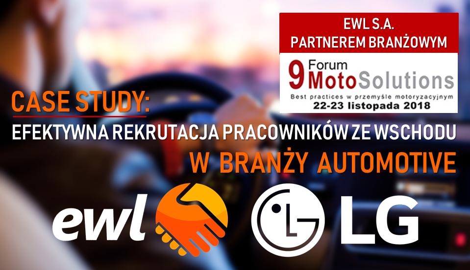EWL S.A. weźmie udział w 9. Forum MotoSolutions