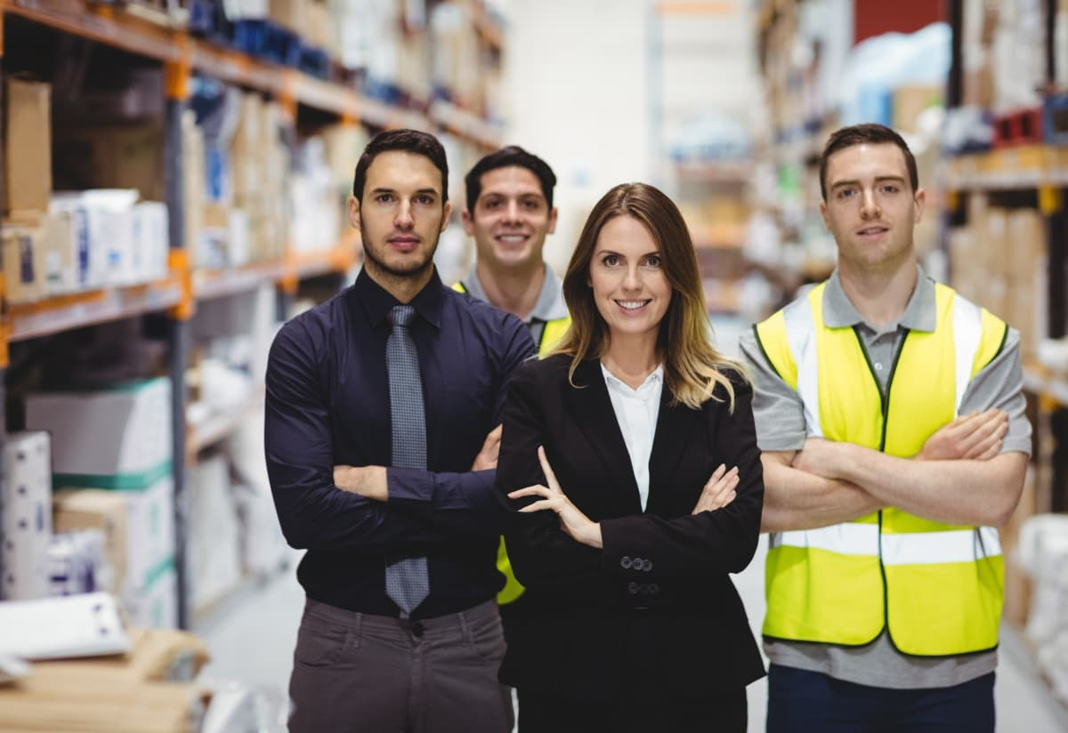 Leasing and hiring employees for the company